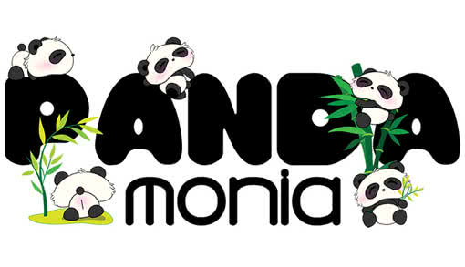Pandamonia Logo Design