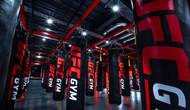 UFC Gyms now supported