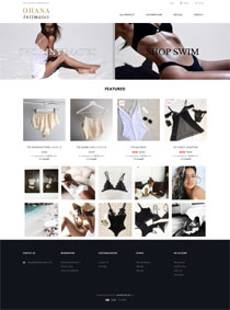 OHANA Intimates Website Launched!