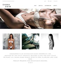 OHANA Swim Website Launched!